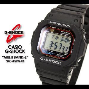 Gショック G-SHOCK GW-M5610-1JF  マルチバンド6  black 腕時計|spray