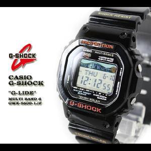 G-SHOCK G-LIDE ジーライド GWX-5600-1JF black