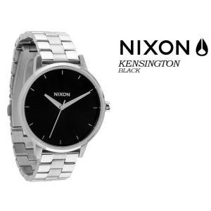 ニクソン NIXON  THE KENSINGTON  BLACK レディース 女性用 腕時計|spray