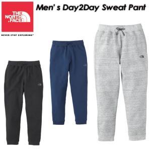 THE NORTH FACE ノースフェイス Day2Day Sweat Pant デイトゥーデイスウェットパンツ NB81636|spray