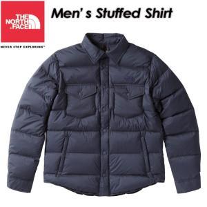 THE NORTH FACE ノースフェイス Stuffed Shirt スタッフド シャツ ND91610|spray