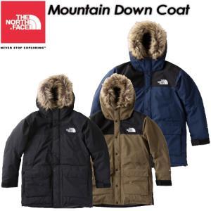 ノースフェイス ダウンジャケット メンズ  ND91835 THE NORTH FACE マウンテンダウンコート Mountain Down Coat|spray
