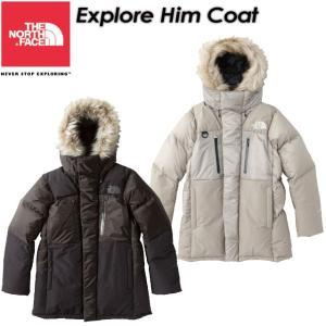 ノースフェイス ダウンジャケット メンズ  ND91862 THE NORTH FACE エクスプローラーヒムコート Explore Him Coat|spray