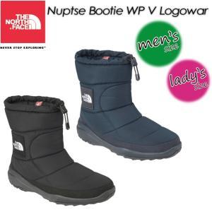 THE NORTH FACE ノースフェイス Nuptse Bootie WP V Logowar ヌプシブーティーウォータープルーフ V ロゴウェア NF51784|spray