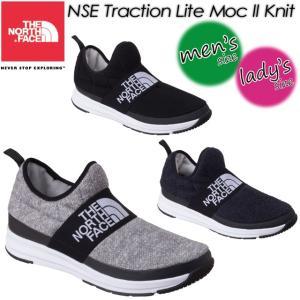 THE NORTH FACE ノースフェイス NSE Traction Lite Moc 2 Knit 【ヌプシトラクション チャッカ ライトウォータープルーフ 2 NF51792|spray