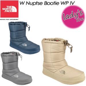 ノースフェイス THE NORTH FACE  NFW51685 W Nuptse Bootie WP 4 W ヌプシ ブーティー ウォータープルーフ 4|spray