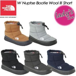 THE NORTH FACE ノースフェイス W Nuptse Bootie Wool 3 Short W ヌプシ ブーティー ウール 3 ショート NFW51787 spray