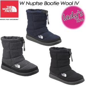 ノースフェイス ブーツ レディースTHE NORTH FACE NFW51878  W ヌプシ ブーティー ウール 4 W Nuptse Bootie Wool 4|spray