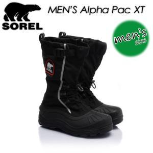SOREL ソレル Alpha Pac XT アルファパック XT NM2127 ブーツ メンズ 男性用|spray
