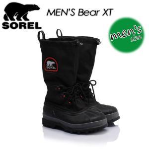 SOREL ソレル Bear XT ベアーXT NM2129 ブーツ メンズ 男性用|spray