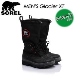 SOREL ソレル Glacier XT グレイシャーXT NM2130 ブーツ メンズ 男性用|spray