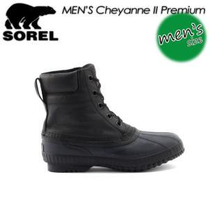 ソレル SOREL NM2577 Cheyanne II Premium シャイアンIIプレミアム|spray