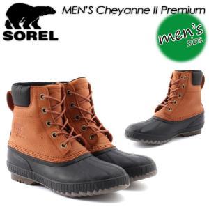 ソレル SOREL NM2579 Cheyanne II Premium シャイアンIIプレミアム|spray