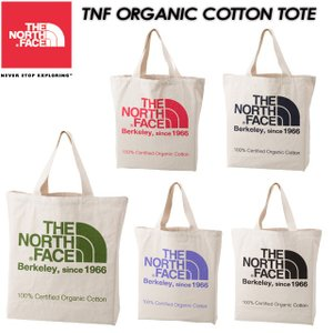 ノースフェイス THE NORTH FACE  NM81616  TNF ORGANIC COTTON TOTE TNFオーガニックコットントート|spray