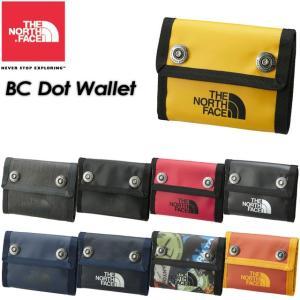 THE NORTH FACE ノースフェイス BC Dot Wallet BCドットワレット NM81701|spray