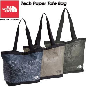 THE NORTH FACE ノースフェイス  Tech Paper Tote Bag テックペーパートートバッグ NM81723|spray