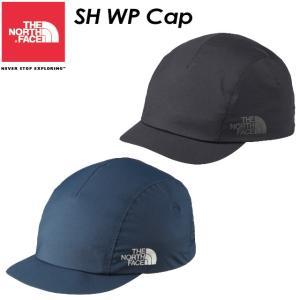 ノースフェイス THE NORTH FACE  スーパーハイクウォータープルーフキャップ SH WP Cap 帽子 キャップ 登山 トレッキング NN01802|spray
