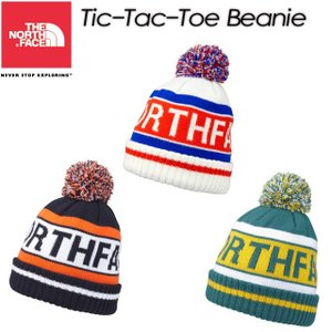 THE NORTH FACE ノースフェイス Tic-Tac-Toe Beanie チックタックトゥービーニー NN41510|spray