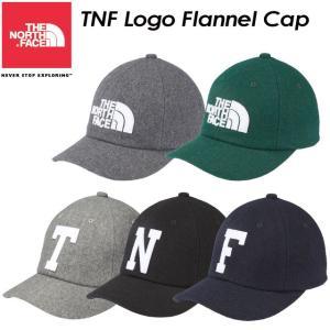 ノースフェイス THE NORTH FACE  TNFロゴフランネルキャップ TNF Logo Flannel Cap 帽子 キャップ 登山 トレッキング NN41616|spray