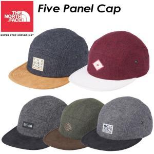 ノースフェイス THE NORTH FACE  ファイブパネルキャップ Five Panel Cap 帽子 キャップ 登山 トレッキング NN41713|spray