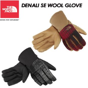 THE NORTH FACE ノースフェイス DENALI SE WOOL GLOVE デナリSEウールグローブ NN61432|spray