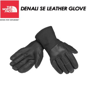 THE NORTH FACE ノースフェイス DENALI SE LEATHER GLOVE デナリSEレザーグローブ NN61433|spray