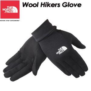 THE NORTH FACE ノースフェイス Wool Hikers Glove ウールハイカーズグローブ NN61708|spray
