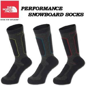 THE NORTH FACE ノースフェイス PERFORMANCE SNOWBOARD SOCKS パフォーマンス スノーボード ソックス NN76031|spray
