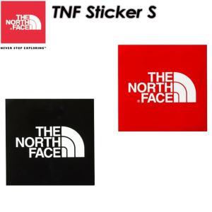 THE NORTH FACE ノースフェイス TNF Sticker S TNF ロゴ ステッカー S NN9719|spray