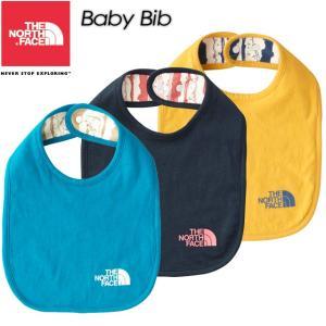THE NORTH FACE ノースフェイス  Baby Bib ベビービブ NNB71702|spray