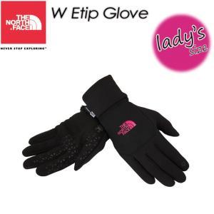 THE NORTH FACE ノースフェイス W Etip Glove イーチップグローブ NNW61626|spray