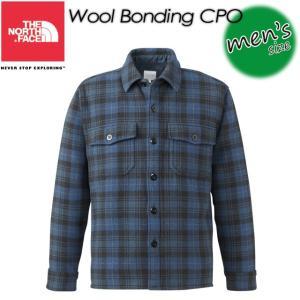 ノースフェイス THE NORTH FACE  NR61410 Wool Bonding CPO ウールボンディング CPO|spray