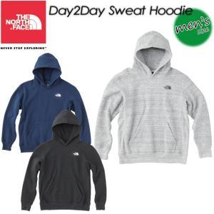 THE NORTH FACE ノースフェイス Day2Day Sweat Hoodie デイトゥーデイスウェットフーディ NT61636|spray