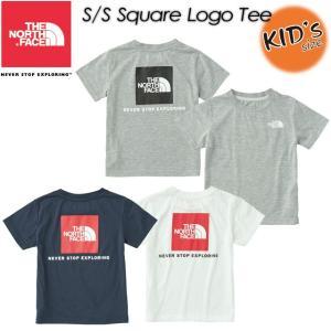 THE NORTH FACE ノースフェイス  S/S Square Logo Tee ショートスリーブスクエアロゴティー NTJ31709|spray