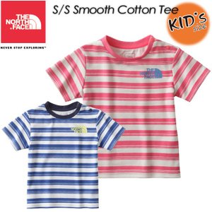 THE NORTH FACE ノースフェイス  S/S Smooth Cotton Tee ショートスリーブスムースコットンティー NTJ31711|spray
