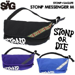 SAGLiFE サグライフ STONP MESSENGER|spray
