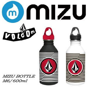MIZU ボトル M6 (600ml) VOLCOM パートナーボトル|spray