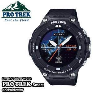 PRO TREK プロトレック  PRO TREK Smart プロトレック スマート WSD-F20-BK|spray