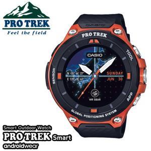 PRO TREK プロトレック  PRO TREK Smart プロトレック スマート WSD-F20-RG|spray