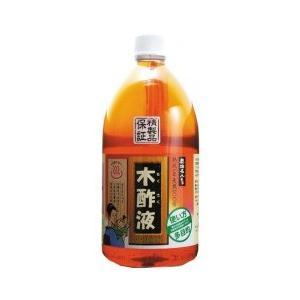 木酢液 1リットル×12本