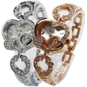 腕時計 レディース腕時計 ラインストーン メタルベルト クォーツ 女性用 JH21|springstate