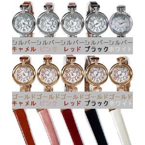 お1人様3点限りセール 腕時計 レディース腕時計 細ベルト ラインストーン PUレザーベルト クォーツ 女性用 JH8|springstate|02