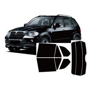 カット済み断熱カーフィルム BMW X5 E70 型式FE30等|springwood