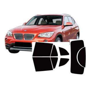 カット済み断熱カーフィルム BMW X1 E84  型式VL18等 |springwood