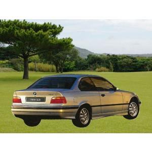 カット済み断熱カーフィルム BMW 3シリーズクーペ E36  型式BE18,19 CB25 CD28 BF20等 springwood