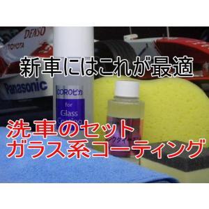 ガラスコーティング ピンク100ml&コロピカ欲張りセット|springwood