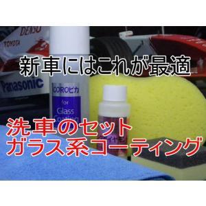 ガラスコーティング ピンク60ml&コロピカLL欲張りセット|springwood