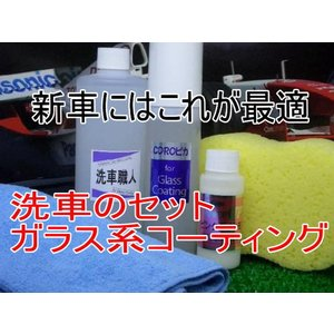 ガラスコーティング ピンクダイヤモンド100ml&洗車職人&コロピカLL|springwood