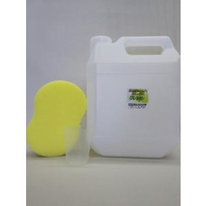 撥水と光沢超持続性カーシャンプー Premium Car Shampoo プレシャン4L入り|springwood