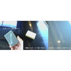 ガラスコーティング ガラスコーティング剤  ピンクダイヤモンド60mlザラザラset|springwood|07